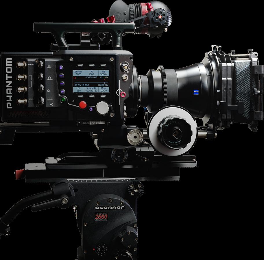 Phantom 4K Camera